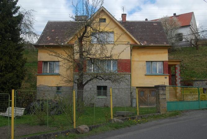 rodinný dům hrádek